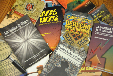 convocatoria libro universitario